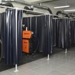 RADIIS centrum spawalnictwa szkolenia spawaczy sala kształcenia spawaczy