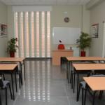 RADIIS centrum spawalnictwa szkolenia spawaczy sala wykładowa